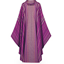 Chasuble Melchior Purple 1-19