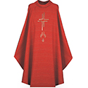 Chasuble Pascal Red 2160
