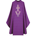 Chasuble Pascal Purple 2170