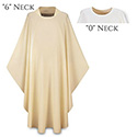 Chasuble only Dupion 1-25