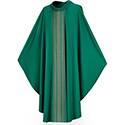 Chasuble Brugia Ornata Green 3111