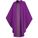 Chasuble Brugia Ornata Purple 3111