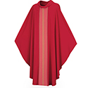 Chasuble Brugia Ornata Red 3111
