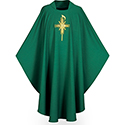 Chasuble Dark Green 3243