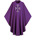 Chasuble Purple 3248
