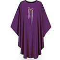 Chasuble Pius Purple 3266