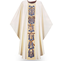 "Chasuble ""Life of Blessed Mother"" 3309"