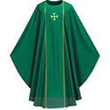 Chasuble Green Pius 3576