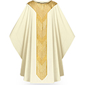 Chasuble Cantate Gold/Silver 3851