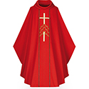 Chasuble Lucia Red 3926