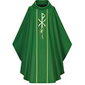 Chasuble Lucia Dark Green 3931