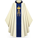 Chasuble Marian 3950