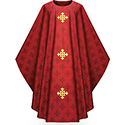 Chasuble Adornes Red 3978