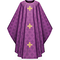 Chasuble Adornes Purple 3978