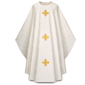 Chasuble Adornes White 3978