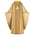 Chasuble Tiara Gold 3987