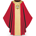 Chasuble Tiara Red 5015