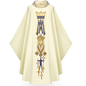Chasuble Marian 5034