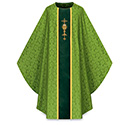 Chasuble Chalice Green Tassilo 5054
