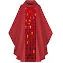 Chasuble Red 5056