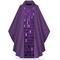 Chasuble Purple 5056