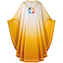 "Chasuble ""People in Communion"" 5069"