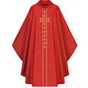 Chasuble Red 5089