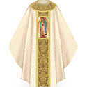 Chasuble Our Lady Guadalupe 5093