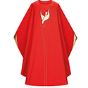 Chasuble Red 5126
