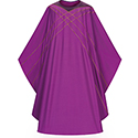 Chasuble Purple 5136