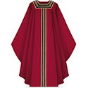 Chasuble Red 5144