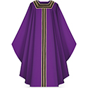 Chasuble Purple 5144