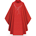 Chasuble Red 5156