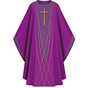 Chasuble Purple 5167