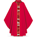 Chasuble Red 5176