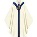 Chasuble Marian 5182