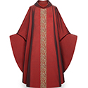 Chasuble Red 5183