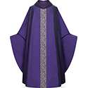 Chasuble Purple 5183