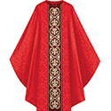 Chasuble Red 5193