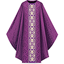 Chasuble Purple 5193
