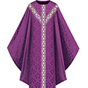 Chasuble Purple 5194