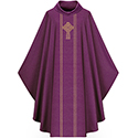 Chasuble Purple 5195