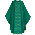 Chasuble Dark Green 5231