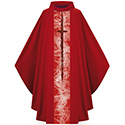 Chasuble Red 5249
