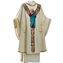 Chasuble Moiré Good Shepherd 5283
