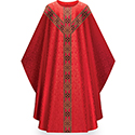 Chasuble Duomo Red 5290