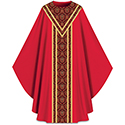 Chasuble Red 5308