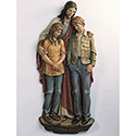Relief Jesus the Protector Fiberglass 100/48