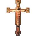 Crucifix Christ the King Lindenwood 112