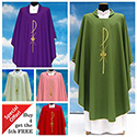 Chasuble Chi Rho  1205